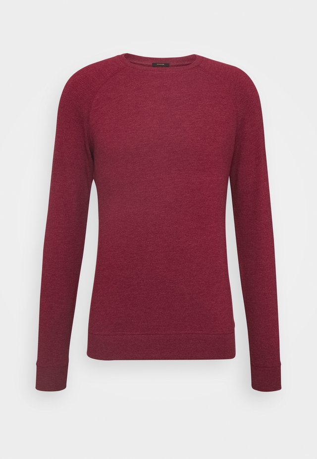 CREW - Pullover - rumba red