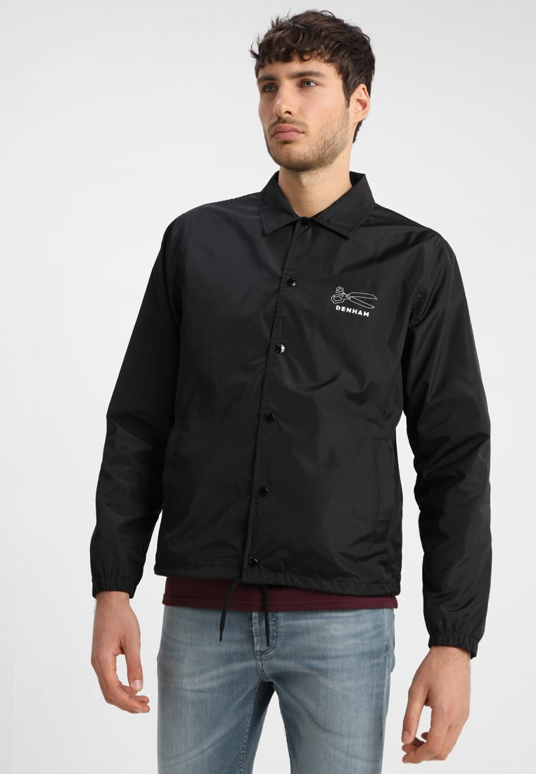Denham - COACH BASIC  - Veste légère - shadow black