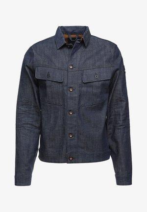 MILITARY - Denim jacket - blue