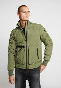Denham - BRAN JACKET - Light jacket - capulet olive - 0