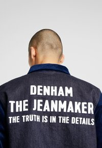 Denham - COACH JACKET - Denim jacket - blue - 5