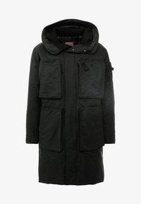 Denham - FLUKE - Zimní kabát - shadow black - 7