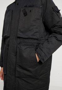 Denham - FLUKE - Zimní kabát - shadow black - 6