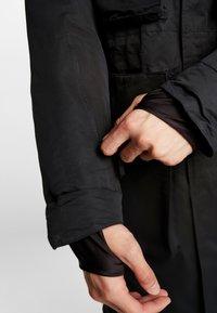 Denham - FLUKE - Zimní kabát - shadow black - 8