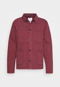 Denham - MAO JACKET - Denim jacket - rosewood - 0