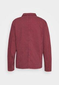 Denham - MAO JACKET - Denim jacket - rosewood - 1