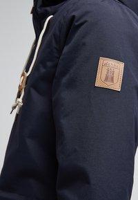 Derbe - FESTLAND FRIESE - Winter coat - dark navy - 6