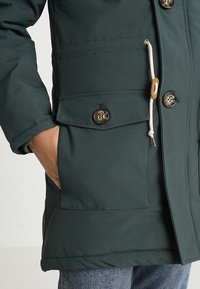 Derbe - FESTLAND FRIESE - Zimní kabát - green gables - 5