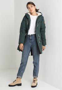 Derbe - FESTLAND FRIESE - Zimní kabát - green gables - 1