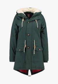 Derbe - FESTLAND FRIESE - Zimní kabát - green gables - 4