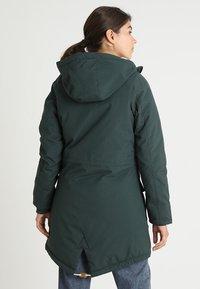 Derbe - FESTLAND FRIESE - Zimní kabát - green gables - 2