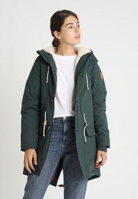 Derbe - FESTLAND FRIESE - Zimní kabát - green gables - 0