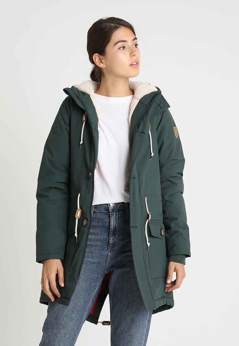 Derbe - FESTLAND FRIESE - Zimní kabát - green gables