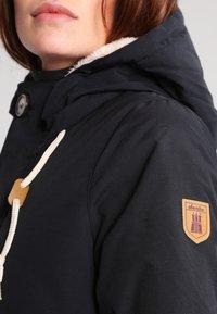Derbe - FESTLAND FRIESE - Zimní kabát - black - 3