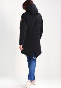 Derbe - FESTLAND FRIESE - Zimní kabát - black - 2