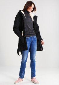 Derbe - FESTLAND FRIESE - Zimní kabát - black - 1