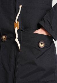 Derbe - FESTLAND FRIESE - Zimní kabát - black - 5