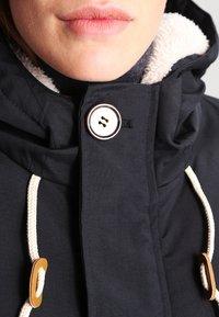 Derbe - FESTLAND FRIESE - Zimní kabát - black - 4