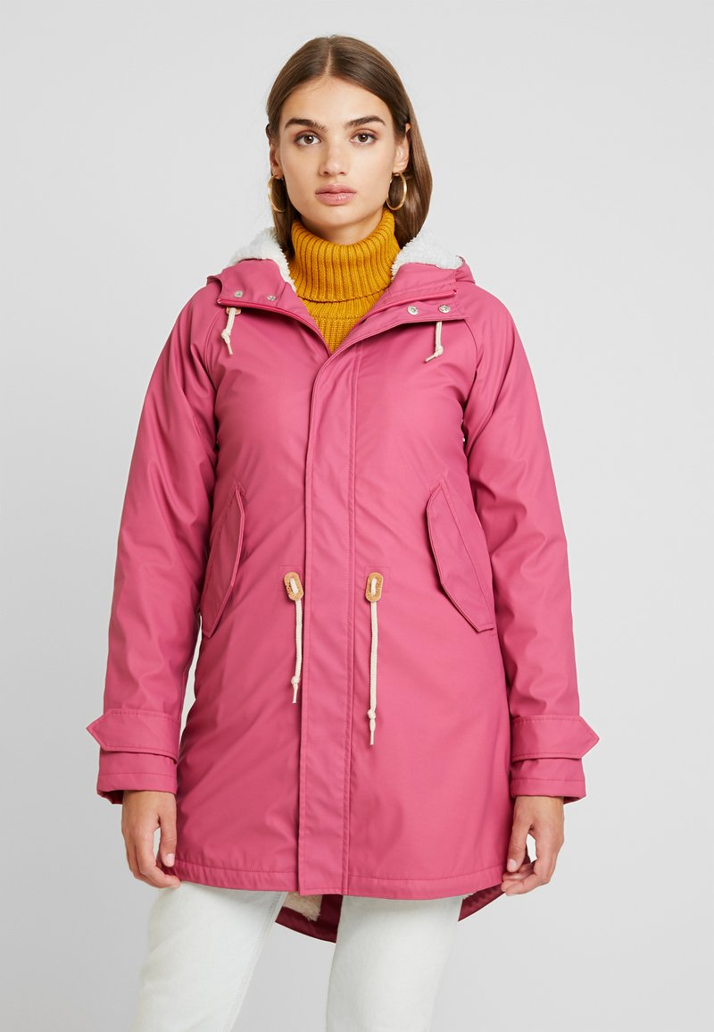 Derbe - TRAVEL COZY FRIESE - Waterproof jacket - malaga