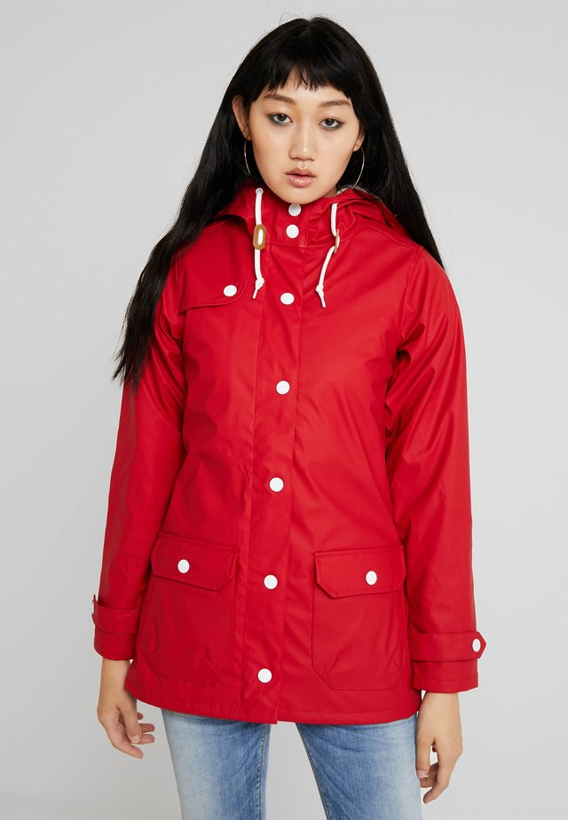 PENINSULA COZY - Parka - chili pepper
