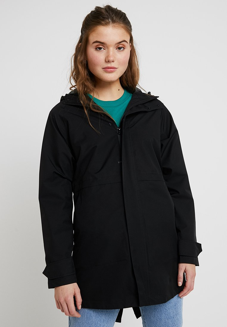 Derbe - FUTURE TRAVEL - Parka - black