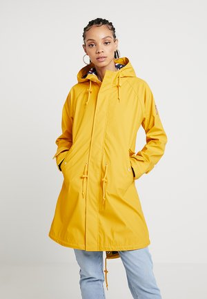 TRAVEL FRIESE LIFESAVER - Parka - yellow