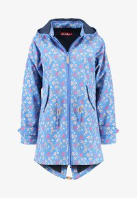 Derbe - ISLAND FRIESE CHERRY BLOSSOM - Parka - regatta/navy - 4
