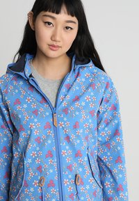 Derbe - ISLAND FRIESE CHERRY BLOSSOM - Parka - regatta/navy - 5
