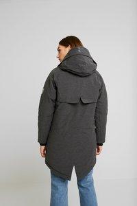 Derbe - GIRLS - Zimní kabát - graphit - 2