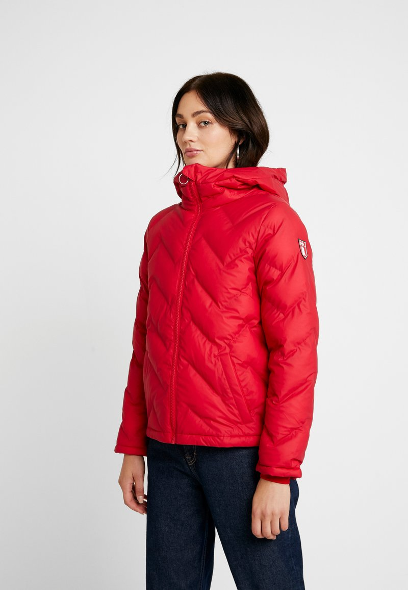 Derbe - INTERLINK GIRLS - Light jacket - red