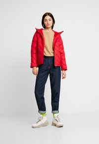 Derbe - INTERLINK GIRLS - Light jacket - red - 1