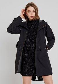 Derbe - SCHLEIE - Parka - black - 0