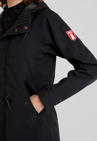 Derbe - SCHLEIE - Parka - black - 6