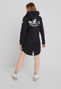 Derbe - SCHLEIE - Parka - black - 2
