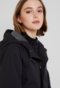 Derbe - SCHLEIE - Parka - black - 3