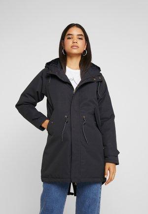 SCHMERLE - Zimní kabát - black