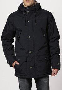 Derbe - FESTLAND  - Zimní kabát - dark navy - 1