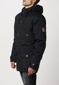 Derbe - FESTLAND  - Zimní kabát - dark navy - 2
