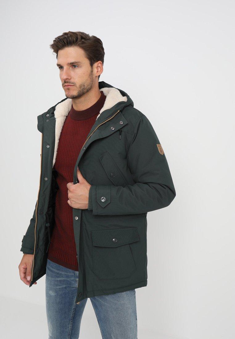 Derbe - FESTLAND  - Płaszcz zimowy - green gables