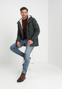 Derbe - FESTLAND  - Zimní kabát - green gables - 1
