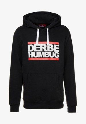 HUMBUG BOYS - Mikina skapucí - black