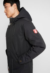 Derbe - STREBER - Parka - black - 3