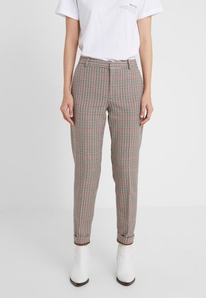 IVANA SUIT - Trousers - multicolour