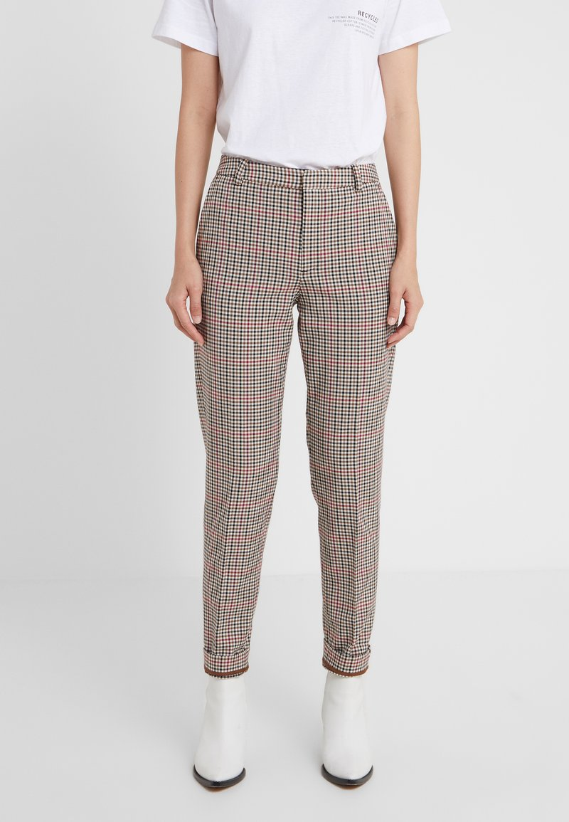 DESIGNERS REMIX - IVANA SUIT - Trousers - multicolour