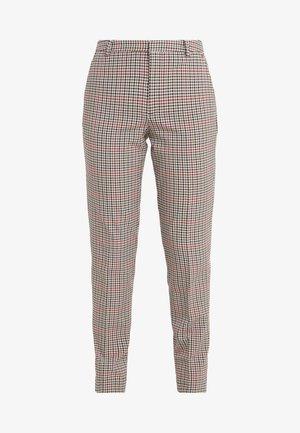 IVANA SUIT - Trousers - multicolour