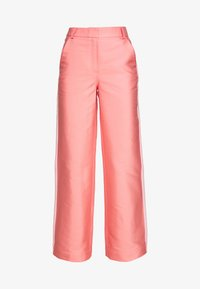 DESIGNERS REMIX - HAILEY FLARE - Trousers - pink - 3