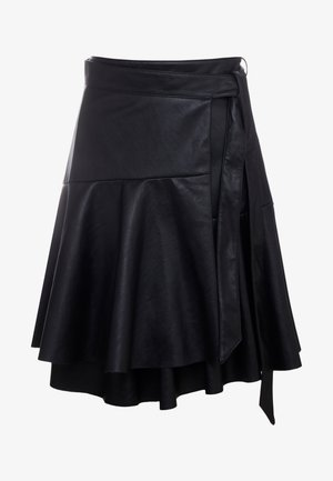 MARI SKIRT - Minihame - black