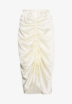 LAUREN SKIRT - Jupe crayon - cream