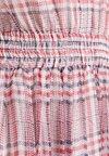 DESIGNERS REMIX - ARCHIE DRESS - Robe d'été - navy/ red