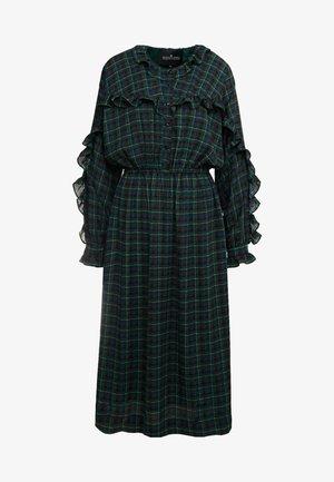 SAGA  DRESS - Košilové šaty - multicolour